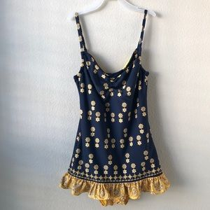 Juicy Couture Beach Royalty Bathing Suit S